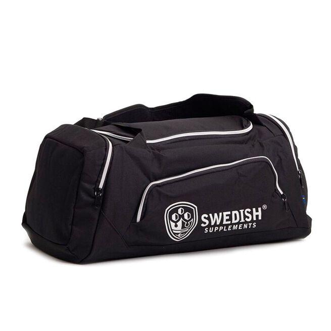 Swedish Supplements Duffelbag, Black